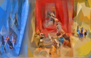 04_AT_THE_ALTAR_OF_PICASSO_AND_ROTHKO_40 X62_2012